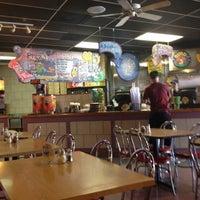 Photo taken at Mellow Mushroom by Sheena M. on 8/24/2012