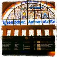Das Foto wurde bei Bahnhof Eisenach von Maik L. am 6/1/2012 aufgenommen