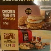 Photo taken at McDonald's & McCafé by P0h J. on 5/5/2012