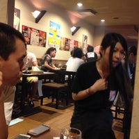 Photo taken at 談楽 金沢店 by Oscar C. on 7/7/2012