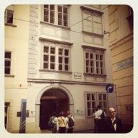 Das Foto wurde bei Mozarthaus von Baher A. am 5/5/2012 aufgenommen