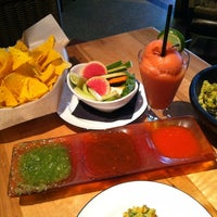 Photo taken at Dos Caminos by Guy C. on 7/21/2012