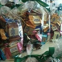 Photo taken at Ghirardelli Ice Cream & Chocolate Shop by Stina S. on 2/4/2012