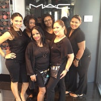 Photo taken at MAC Cosmetics by Jorge D. on 2/28/2012