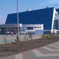 Photo taken at СурГУ by ????????? ?. on 4/23/2012