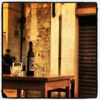 Photo taken at Bar Appennino by Linda M. on 5/10/2012
