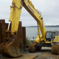 Photo taken at Esplanade Causeway by Chris R. on 8/11/2012