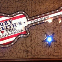Photo taken at Toby Keith's I Love This Bar & Grill by ImSandraD on 7/10/2012