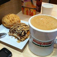 Photo taken at Krispy Kreme by Kent Y. on 7/8/2012