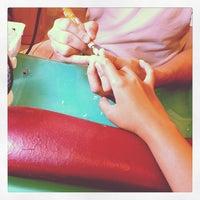 Photo taken at Nail Salon - Nail Trix by Eli J. on 7/25/2012