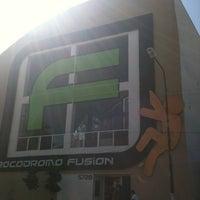 Foto tomada en Rocódromo Fusion por Aaron M. el 6/14/2012