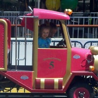 Photo taken at Victorian Gardens Amusement Park by Amy R. on 6/28/2012