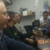 Photo taken at Garoa Hacker Clube by Hugo B. on 6/20/2012