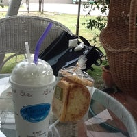 Photo taken at Clever Cafe by :o_llws_o: J. on 5/29/2012