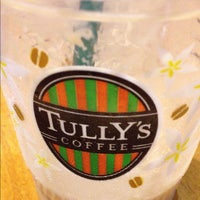Photo taken at Tully's Coffee by Minoru S. on 9/2/2012