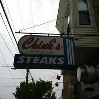 Photo taken at Joe's Steaks + Soda Shop by Matt C. on 6/18/2012