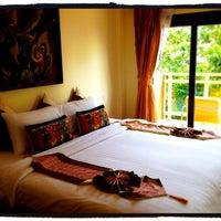 Photo taken at Secret Cliff Resort And Restaurant Phuket by Araya W. on 3/31/2012