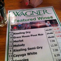Photo taken at Wagner Vineyards by Diana R. on 6/9/2012