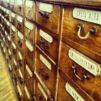 Снимок сделан в Аптека-музей пользователем Anna P. 8/28/2012