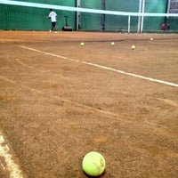 Photo taken at Racket Sports by Diego P. on 8/15/2012