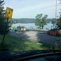 Photo taken at State Boat Launch, Lake St by Lisa M. on 8/24/2012