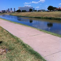 Photo taken at Trinity River Park by Kellie M. on 7/19/2012