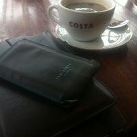 Photo taken at Costa Coffee by Darren B. on 6/14/2012