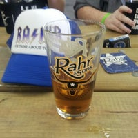 Photo taken at Rahr & Sons Brewing Co. by Eric Cortez on 7/21/2012