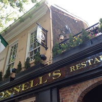 Photo taken at Daniel O'Connell's Restaurant & Bar by Andi F. on 8/27/2012