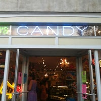Photo taken at Robin's Candy Shop by John R. on 8/8/2012