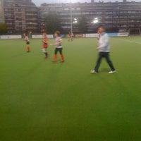 Photo taken at Daring Hockey Club by Mélanie L. on 5/14/2012