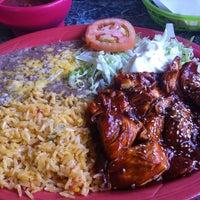 Photo taken at El Mariachi's by Karen on 5/14/2012