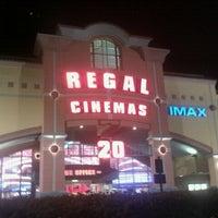Photo taken at Regal Cinemas Waterford Lakes 20 IMAX by Tina D. on 6/30/2012