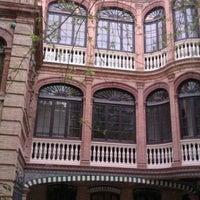 Photo taken at Palacio de la Jorosa by Emma S. on 4/3/2012