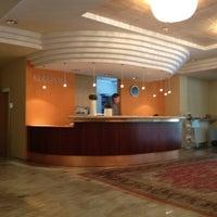 Photo taken at Hotel KOKRA by Anton O. on 6/12/2012