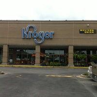 Photo taken at Kroger by Suzie on 8/19/2012