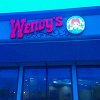 Photo taken at Wendy's by randall e. on 4/11/2012