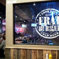 Photo taken at Frat Burger by Bonnie E. on 2/10/2012