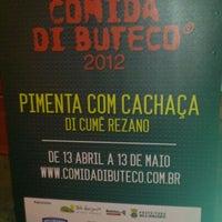Photo taken at Pimenta com Cachaça by Camila C. on 4/14/2012
