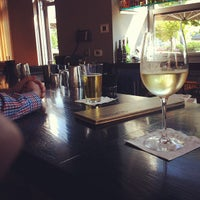 Photo taken at Vivace Italian Restaurant by Shannon D. on 8/16/2012