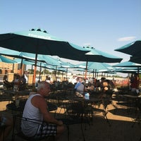 Photo taken at Dockside Tavern by Maria T. on 7/3/2012