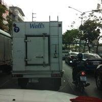 Photo taken at Petchkasem Avenue by Ladyy AnNa . on 3/16/2012