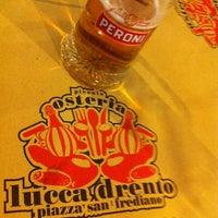 6/15/2012にIvan L.がPiccola Osteria Lucca Drentoで撮った写真