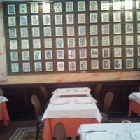 รูปภาพถ่ายที่ Antica Trattoria della Gigina โดย Lukas H. เมื่อ 4/28/2012