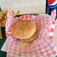 Photo taken at Burger Town by Philip C. on 8/16/2012
