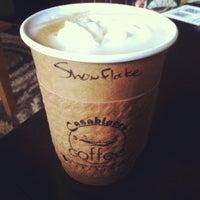 Photo taken at Casablanca Coffee by Sarah L. on 3/12/2012