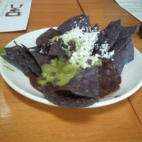 Photo taken at Cha Taqueria by Urvi P. on 5/25/2012