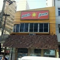 Photo taken at Ponto Jovem by Rodrigo V. on 8/2/2012