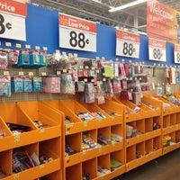 Photo taken at Walmart Supercenter by Donna S. on 8/10/2012