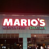 Photo taken at Mario's Restaurant by Curt E. on 2/25/2012